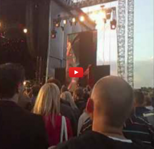Springsteen i Herning 2009