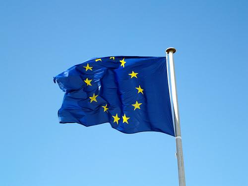 EU-flag: http://www.flickr.com/photos/hounddog32/2717106433/lightbox/