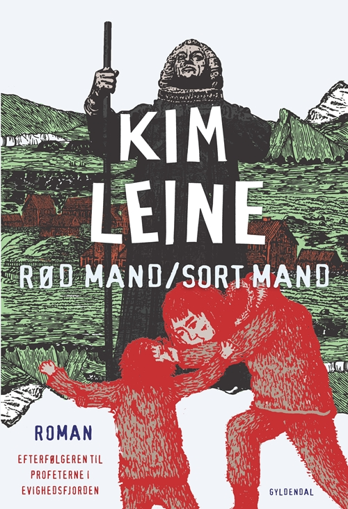 Rød mand/Sort mand Book Cover